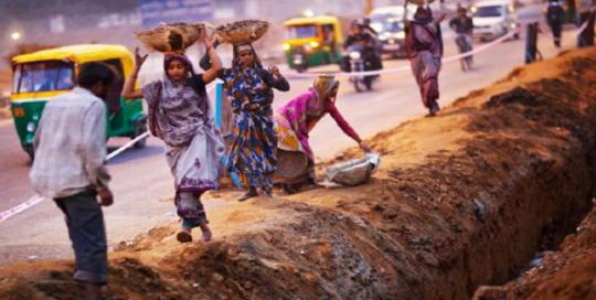 Engendering India's Burgeoning Cities