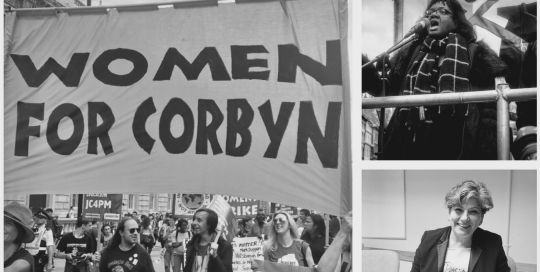 A victory for Labour's left-wing women