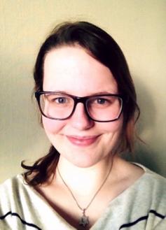 Portrait photo of the author