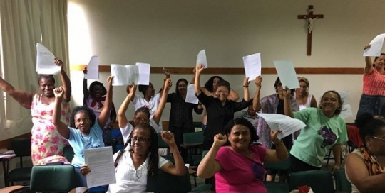 Brazilian domestic workers and the international struggle for labour rights