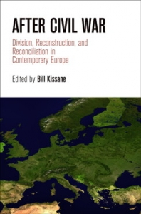 Book cover of the book After Civil War: reconstructio national identity and armed conflict in Europe 1918-2011. University of Pennsylvania Press 2014