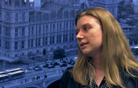 HOTSEAT: Laura Robbins-Wright on the migration situation in Calais