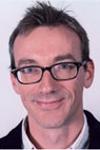 Portrait photo of Jonathan Hopkin