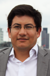 Portrait photo of Gustavo Bonifaz Moreno.