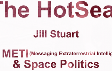 HOTSEAT: Jill Stuart on METI & Space Politics