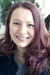 Portrait photo of Dr Jill Stuart