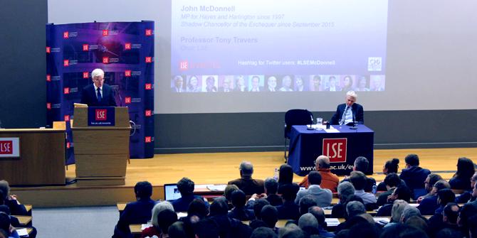 John_McDonnell_MP_Public_Lecture