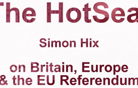 HOTSEAT: Simon Hix on Britain, Europe & the EU Referendum