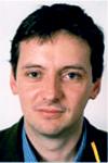 Portrait photo of John Chalcraft