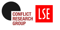 Conflict Research Group, LSE
