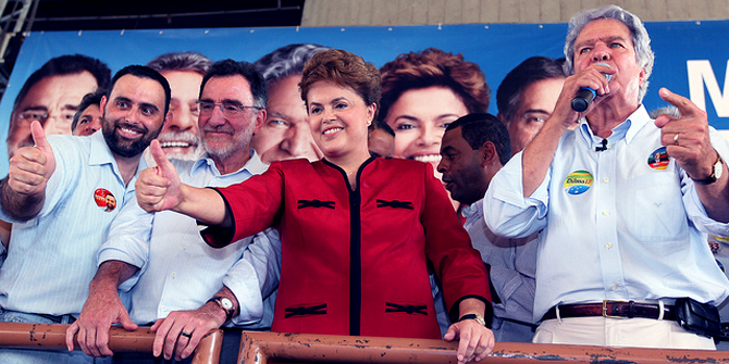 Rousseff:  A victim of circumstances or responsible for her own demise?