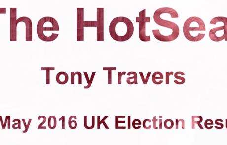 HOTSEAT: Tony Travers on May 2016 UK Election Results
