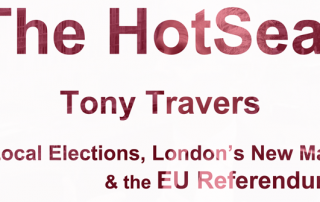 Tony Travers on Local Elections, London's New Mayor & the EU Referendum