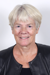Portrait photo of Professor Anne Phillips