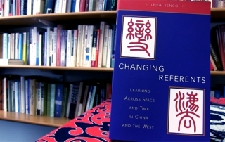 Picture of the 'Changing Referents' book
