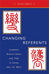 The cover of 'Changing Referents'