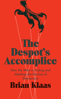 The cover of 'The Despot's Accomplice'