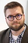 Portrait photo of Thomas Leeper