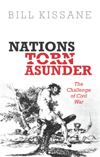 'Nations Torn Asunder' front cover