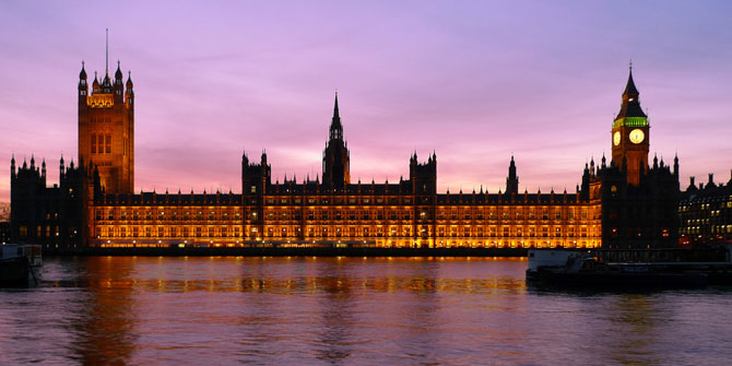'Distinctive, dynamic, illuminating and challenging' : Emma Jones-Phillipson on her Parliamentary Internship