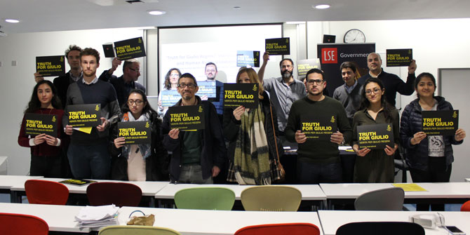 Truth for Giulio Regeni!: Tragedy, Complex Complicity and the Pursuit of Effective Transnational Advocacy