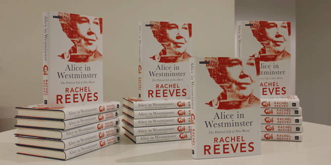 Paying the debt to the woman who came before: Rachel Reeves MP on the late Alice Bacon