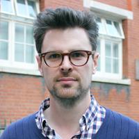 Portrait photo of Fergus Green