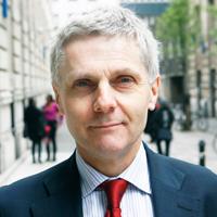 Portrait photo of Tony Travers