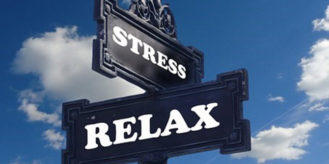 The Science of Stress Reduction