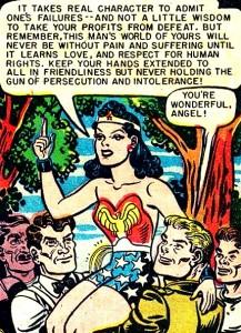 Wonder Woman. DC Comics