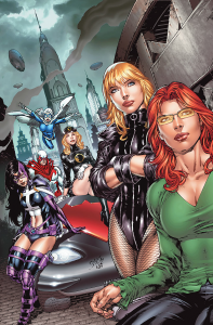 Birds of Prey. DC Comics