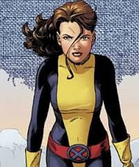 Kitty Pryde.