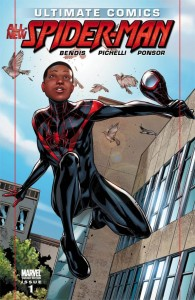 Miles Morales. The Ultimate Spider-Man