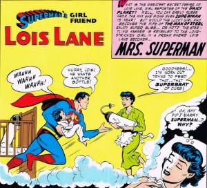 mrs superman