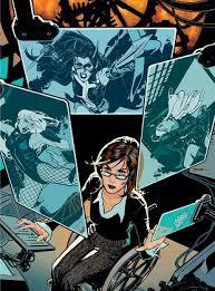 Oracle. DC Comics