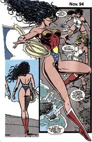 Wonder Woman by Mike Deodato
