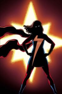 Kamala Khan. Marvel.