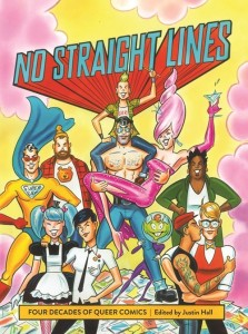 No Straight Lines. Edited by Justin Hall