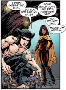 The Movement: DC Comics, Gail Simone and Freddie Williams II