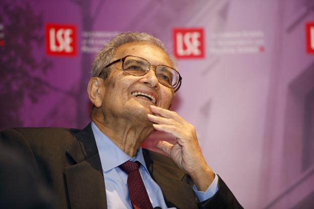 Amartya Sen. LSE Archives.