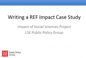 ref impact pilot case study