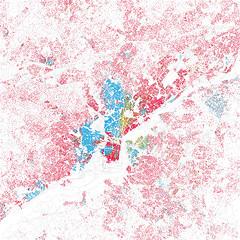 ethnicity map