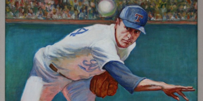 nolan ryan research papers That's how you feel when (nolan) ryan's throwing balls by you» author: reggie jackson | keywords:  order authentic term papers, essays, research papers,.