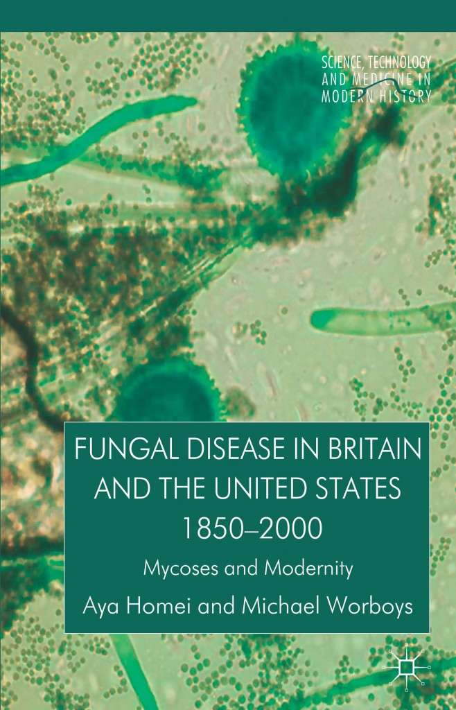 Fungal Disease jacket