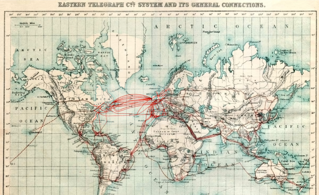 1901_Eastern_Telegraph_cables