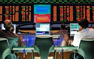 stock exchange machines