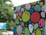 art in park