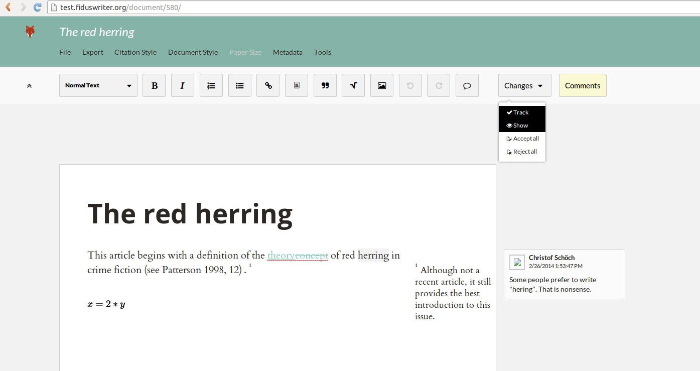 academic writing tools online