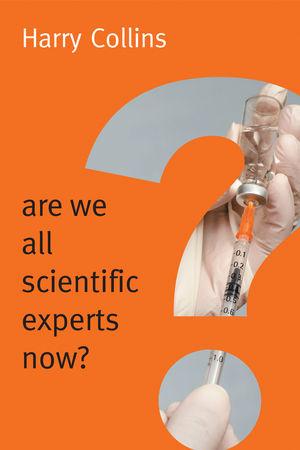 scientific experts book cover