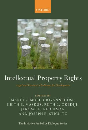 Book Review: Intellectual Property Rights: Legal and ...
